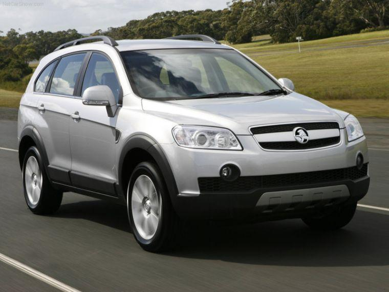 2006 Holden Captiva LX Car Picture